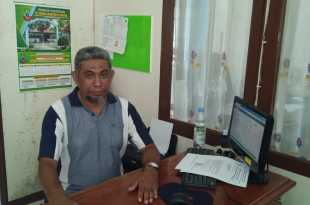 Rajab barawasi, S.Ag. Ketua DMI Kabupaten Fakfak