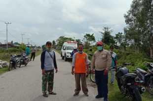 Pencegahan penyebaran covid-19 di Distrik Bomeberay