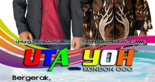 Bakal Pasangan Calon UTA_YOH